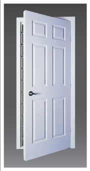 Ultra Security Door from ProSteel Security Products